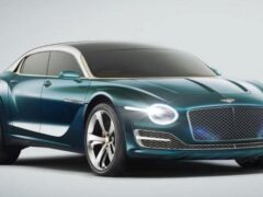 Первым электромобилем Bentley станет вседорожный универсал