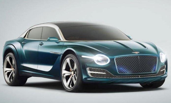 Bentley, вседорожный универсал