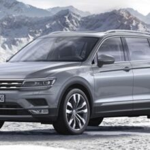 Обновленный 7-местный Volkswagen Tiguan Allspace дебютирует 12 мая