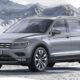 Кроссовер Volkswagen Tiguan Allspace лишился полного привода