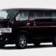 Фургон Toyota Hiace оснастили дополнительными системами безопасности
