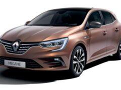 Renault Megane может пропасть из линейки бренда