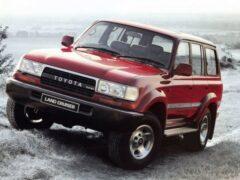 В Сети показали доработанный Toyota Land Cruiser