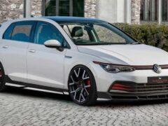 Тюнинг-ателье JMS создало свою версию нового Volkswagen Golf