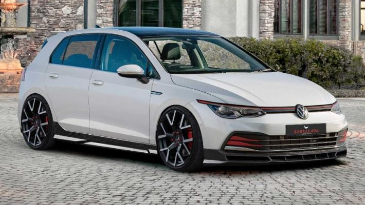Volkswagen Golf, тюнинг JMS