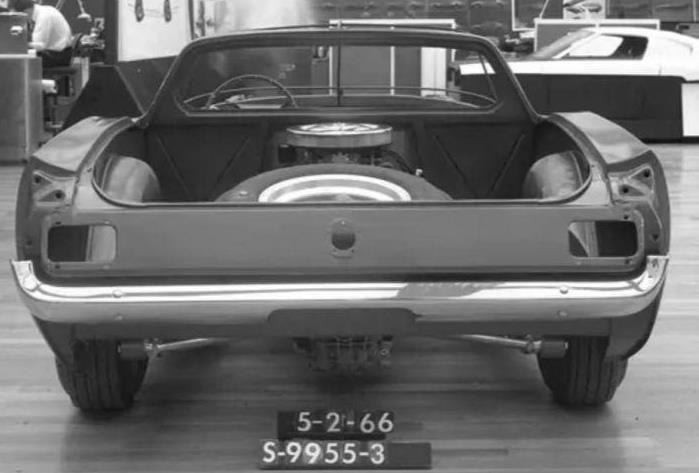 Mustang, 66 г