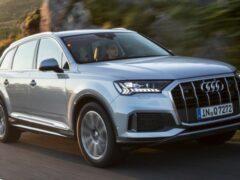 Обновленный Audi Q7 появился в России