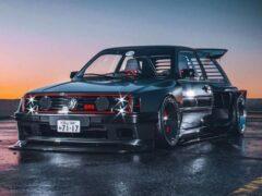 «Демонический» Volkswagen Golf GTI тюнеры превратили в реальное авто