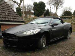 Toyota Celica можно превратить в Aston Martin за 180 тысяч рублей