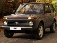 Стали известны главные недостатки обновленной Lada 4×4