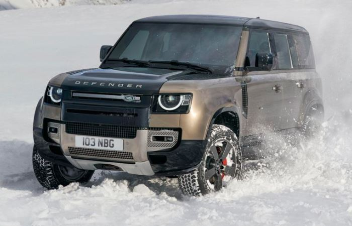 Land Rover Defender 80