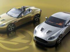 Коллекционные «близнецы» Aston Martin получат 600-сильный V12