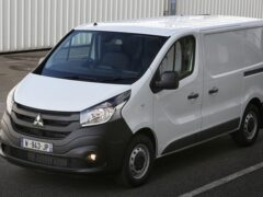 Представлен новый фургон Mitsubishi Express