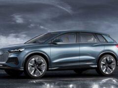 Audi разработает сразу четыре «тележки» для своих электрокаров