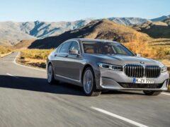 BMW может отказаться от мотора V12 в 2020 году