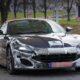 Ferrari Portofino впервые замечен на тестах