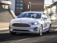 Ford планирует представить вседорожный Fusion Active