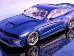 Mercury Cougar — роскошное спортивное купе на основе Ford Mustang