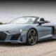 Тюнинг-ателье Hennessey поставило битурбонаддув на Audi R8