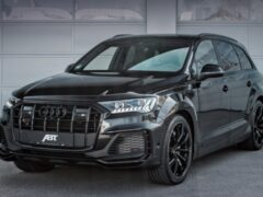 Представлен Audi Q7 в агрессивном тюнинге ABT Sportsline