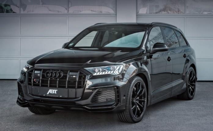 Audi Q7 ABT, тюнинг