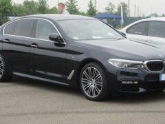 Обновленный BMW 5-Series дебютирует 27 мая