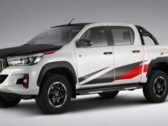 «Заряженный» пикап Toyota GR Hilux может получить новый дизель V6