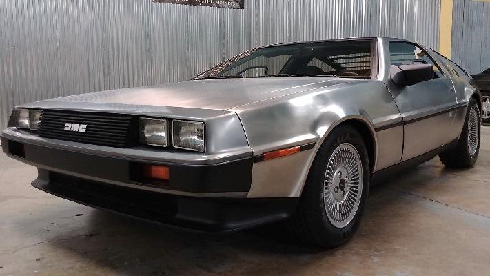 DeLorean, Назад в будущее