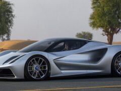 Lotus готовит последний спорткар с бензиновым мотором