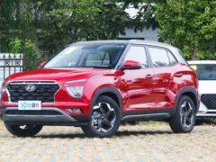 Новая Hyundai Creta оказалась популярнее Kia Seltos