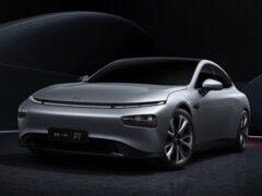 Китайский Xiaopeng P7 — очередной «убийца» Tesla Model S