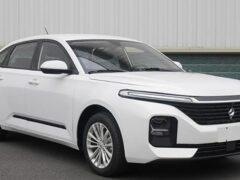 General Motors и SAIC презентовали новый лифтбек Baojun RC-5