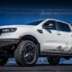 Ателье Ford Performance показало тюнинг для пикапа Ford Ranger