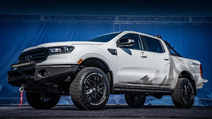 Ford Ranger, официальный тюнинг