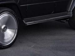 Cactus Jack: абсолютно гладкие диски для нового Mercedes-Benz G 500