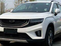 Geely HaoYue – конкурент Toyota Highlander – вышел на рынок