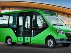 ГАЗ начал продажи модели City из семейства «ГАЗели NN»