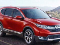 Honda повысила цены на свои автомобили в России