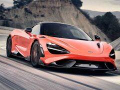 Компания McLaren объявила ценник на модель 765LT