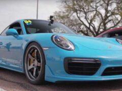 Porsche 911 Turbo S увеличили мощность до 900 л.с.