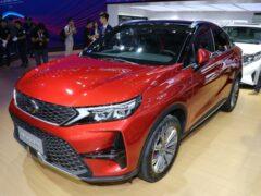 Китайский конкурент Renault Arkana поступил в продажу
