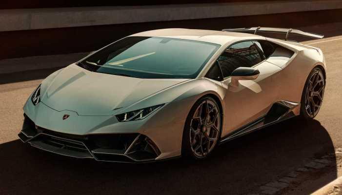 Lamborghini Huracan Evo, тюнинг