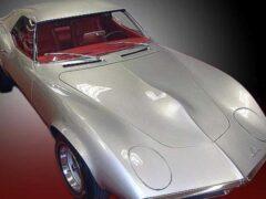 Дилер Kia выставил на продажу уникальный Pontiac