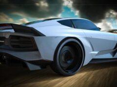 Дизайнер представил преемника спорткара Nissan 370Z