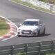 На Нюрбургринге замечено новое поколение Audi RS3