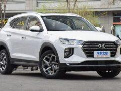 Новый Hyundai Tucson получит кардинально иной салон