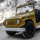 Suzuki Jimny празднует 50-летний юбилей
