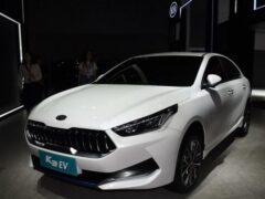 Kia Cerato получил электрическую версию