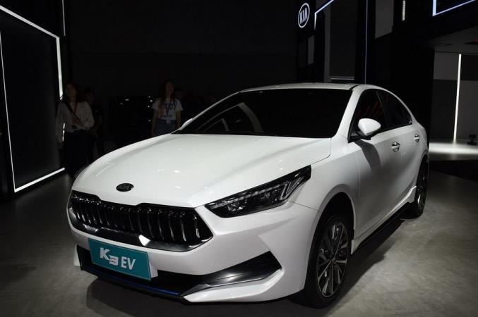 Kia Cerato, электрокар Kia K3