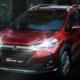 Компания Honda рассказала о новом кроссовере WR-V